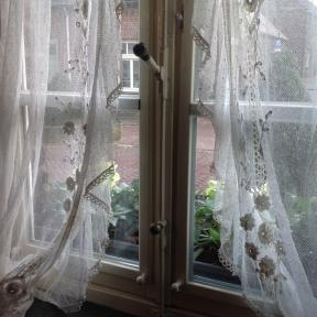 Beautiful French Lace Curtains